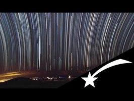 🌠L'endroit où les étoiles ne tournent pas...