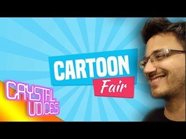 ON VA À LA CARTOON FAIR ! #vlog2