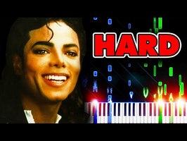 Michael Jackson - Black or White - Piano Tutorial