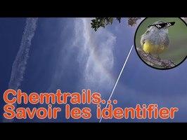 Chemtrails - Savoir les identifier