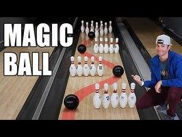 Automatic Strike Bowling Ball