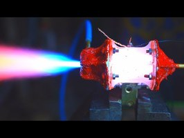 Vortex Rocket V2.0 (3D Printed)