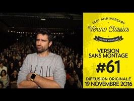 Verino Classics #61- Thomas Pesquet, un plombier et Jean-Frédéric Poisson
