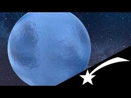🌠 Une planète liquide !?