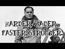Harder, Bader, Faster, Stronger