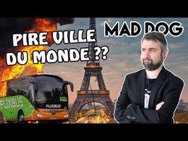 [Hors Sujet] J'AIME PAS PARIS - Et les gare de bus aussi