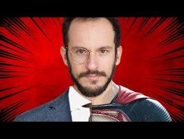 L'Effet Superman et les verres de lunette