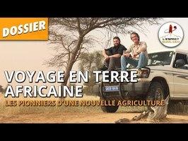 VOYAGE EN TERRE AFRICAINE - Dossier #21 - L'Esprit Sorcier
