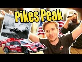 VULTECH : Le Pikes Peak ( LA COURSE LA PLUS DÉBILE DU MONDE )