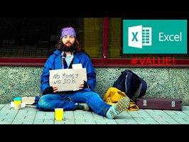 Les politiques d'austérité : à cause d'une erreur Excel ?