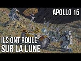 🚀 Apollo 15 - Une voiture électrique sur la Lune