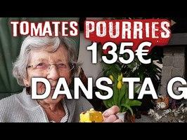 🍅 Masques : Prévention à 135€ :P ! Tomates Pourries !