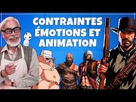 Comment l'animation donne vie à nos jeux préférés ? GAME ANATOMY