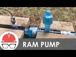 How Does a Hydraulic Ram Pump Work?