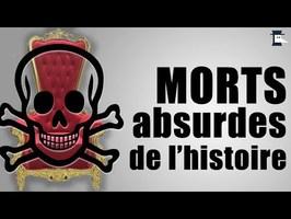 3 morts totalement absurdes de rois - Nota Bene #32