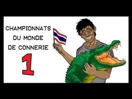 Championnats du monde de connerie 1 - Caljbeut