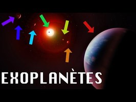 7 techniques pour détecter une exoplanète 🔭🌍 [Astrobiologie #4]