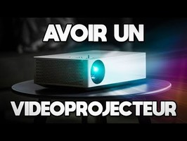 AVOIR UN VIDÉOPROJECTEUR (feat. BenQ W2700)