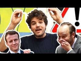 GILETS JAUNES : LE FAUX RECUL DE MACRON