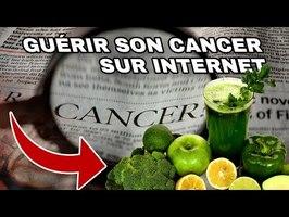 Guérir son cancer sur internet