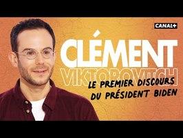 Clément Viktorovitch : Joe Biden, un discours historique ? - Clique - CANAL+